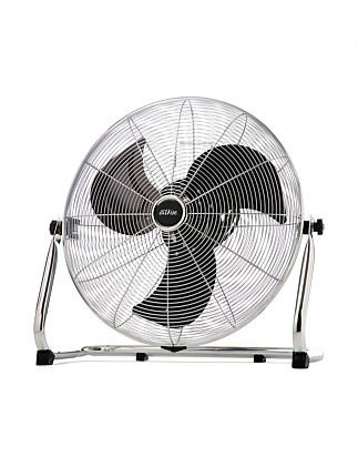 46cm Chrome High Velocity Floor Fan