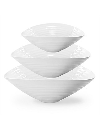 Salad Bowls Set Of Three