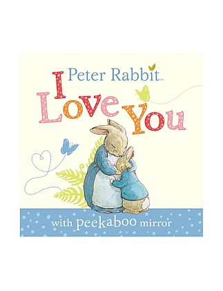 Peter Rabbit - I Love You