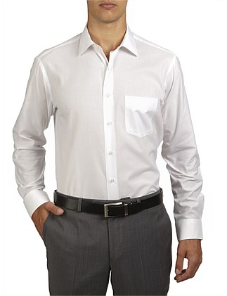 Gold Label Classic Fit - Super Fine Cotton/Polyester Shirt