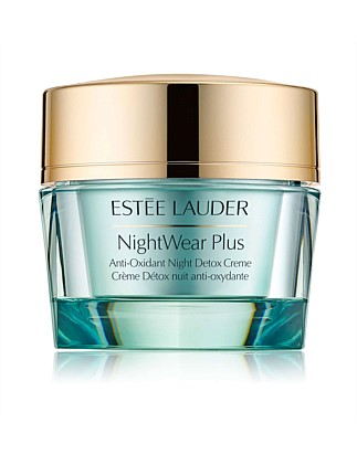 NightWear Plus Night Detox Creme 50ml