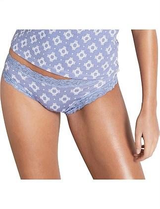 JOCKEY WOMAN PARIS COTTON PRINT BIKINI
