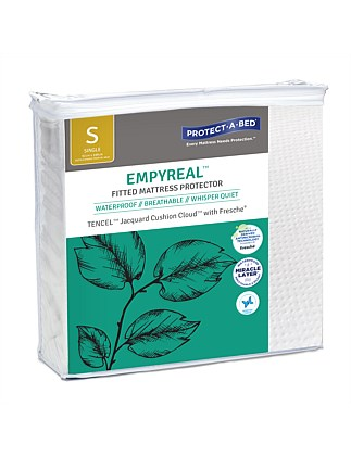 Empyreal Fitted Mattress Protector Single