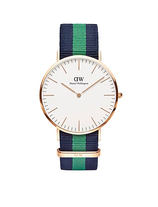 Classic Warwick 40mm Rose Gold