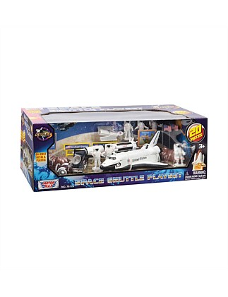 20 Piece Space Playset