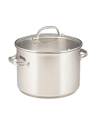 Commercial 24cm/7.6L Covered Stockpot