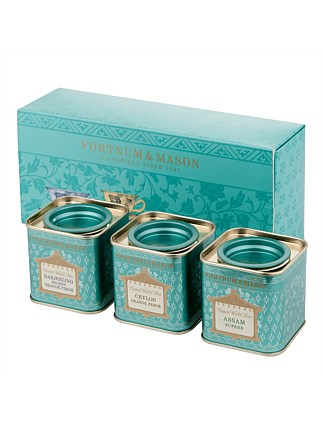 Three Mini Classic World Teas Gift Pack
