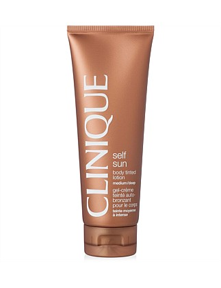 Body Tinted Lotion Medium-Deep 125ml