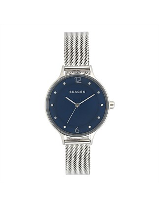 Anita Stainless Steel Watch