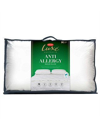Luxe Anti Allergy Medium Pillow