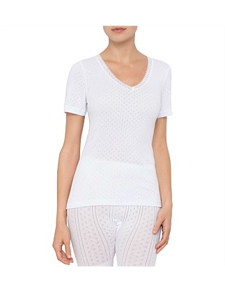 Brush Thermal S/S Top Pkge