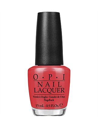 Nail Lacquer - Reds