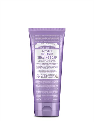Shave Soap Gel 208ml - Lavender
