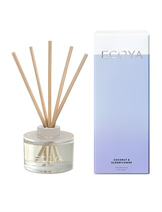 Mini Reed Diffuser - Coconut & Elderflwoer