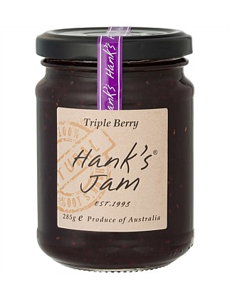 Triple Berry Jam 285g