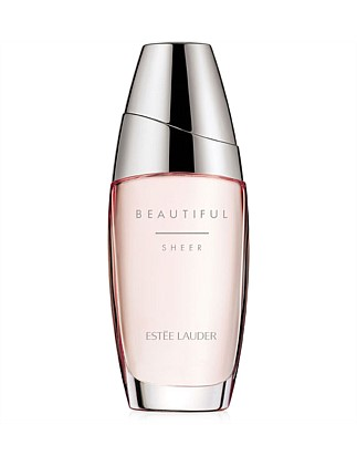 Beautiful Sheer Eau de Parfum 75ml