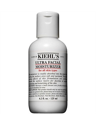 Ultra Facial Moisturizer (125ml)