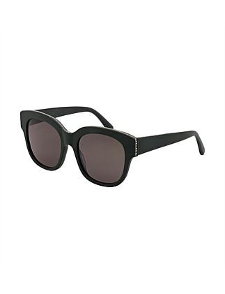 36da28b6f8ea5 Sc0007s Oversized Round Sunglasses