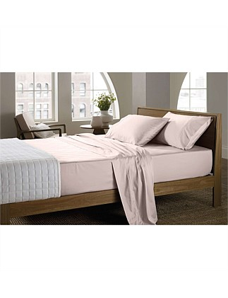 400TC SATEEN DOUBLE BED SHEET SET
