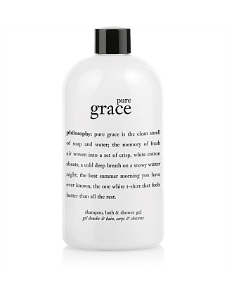 Pure Grace Shower Cream 480ml