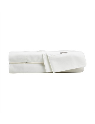 Darlington Vanilla Double Bed Sheet Set