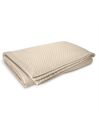 Wyatt Cream Bed Cover 280x245cm