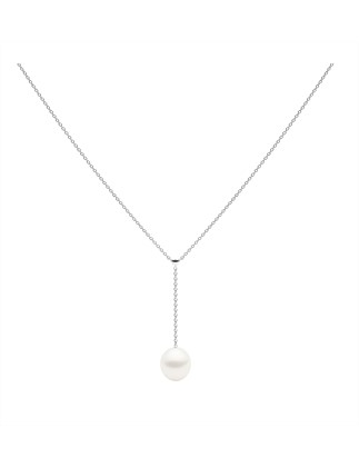 Negligee Pearl Necklace