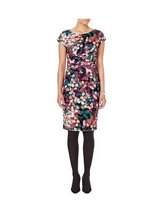 68786b2ca91f5 Bessy Floral Dress Special Offer. Phase Eight