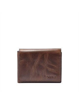Derrick Leather Executive Wallet