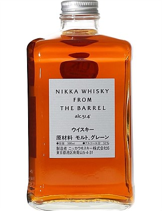 Nikka From The Barrel Single Malt Whisky 500ml