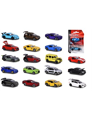 Premium Car Assortment