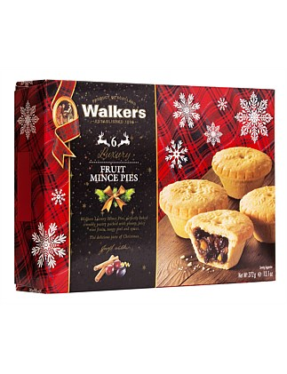 Luxury Fruit Mince Pies 372G