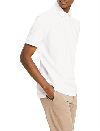 Tommy Knit Short Sleeve Polo