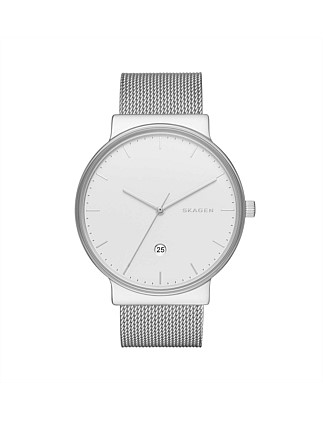 Ancher Stainless Steel Watch
