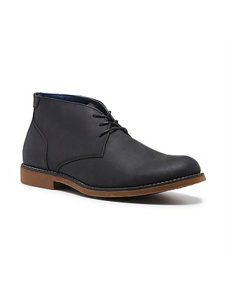 Terminal Suede Lace Up Desert Boot