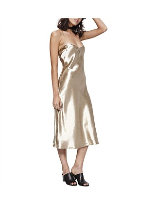 Boudior Slip Dress