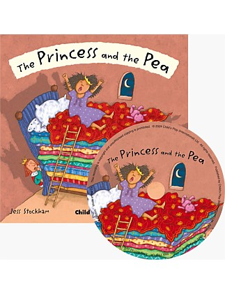 Princess and the Pea SC & CD