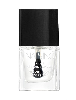 2 In 1 Base And Top Coat