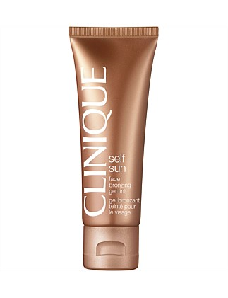 Self Sun Face Bronzing Gel Tint 50ml