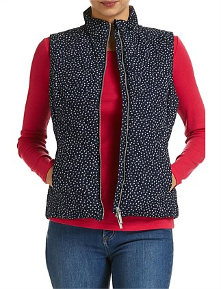 Noelle Quilted Vest