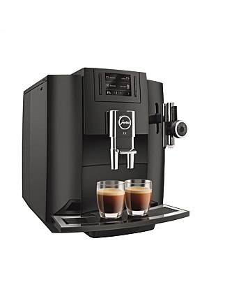 E8 Fully Automatic Coffee Machine