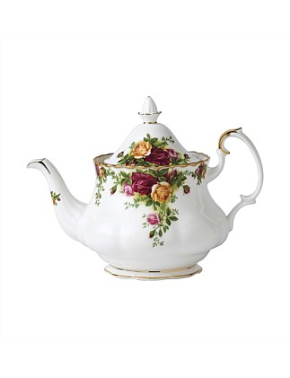 Old Country Roses Teapot Large