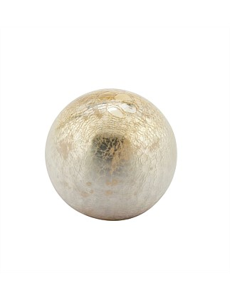 Medium Gold Ombre Globe
