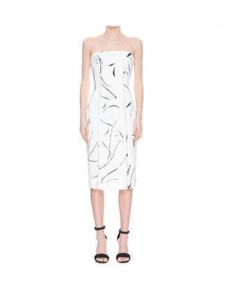 In My Eyes Midi Dress