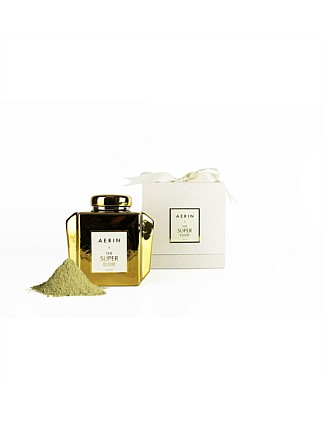 Limited Edition AERIN x THE SUPER ELIXIR Gold Caddy 600g