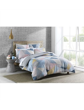 Takashi King Bed Quilt Cover