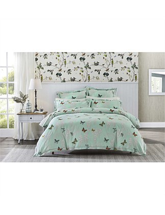 Wisteria Queen Bed Quilt Cover