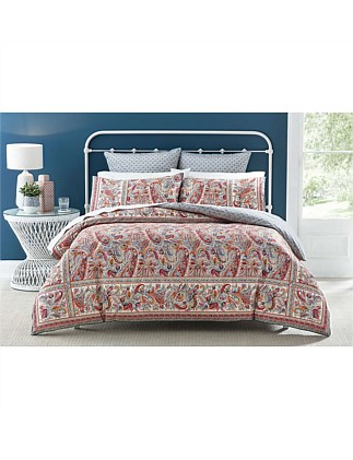 Berdine Double Bed Quilt Cover