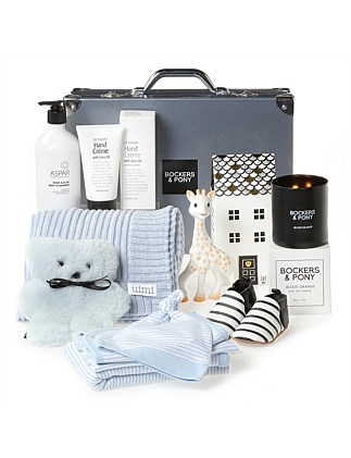 Spendid Baby Boy Luxury Hamper
