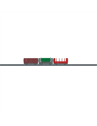 Freight Carriage Set